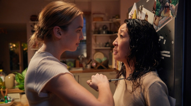 Killing Eve Arrives on Hulu Later This Year
