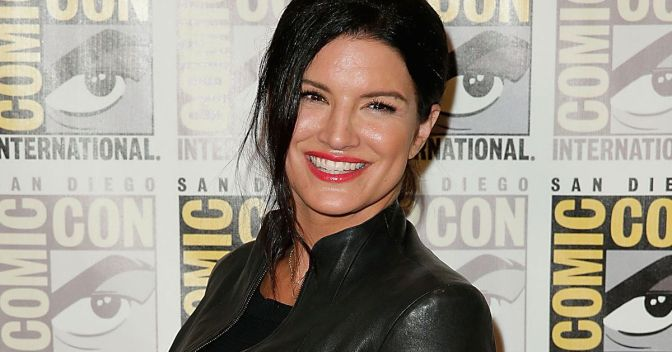 Gina Carano Joins Star Wars Universe With The Mandalorian Casting